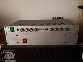 Preamp & amplifier